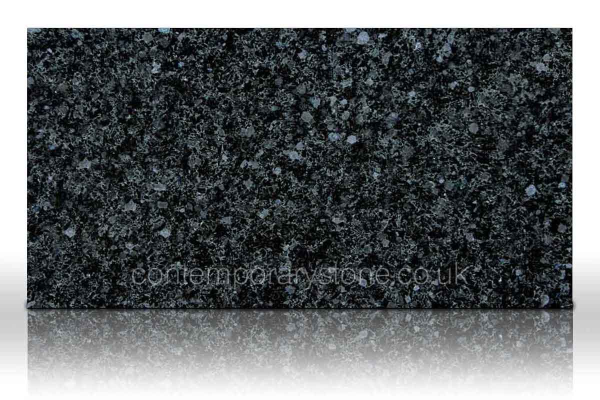 blue volga granite - slab