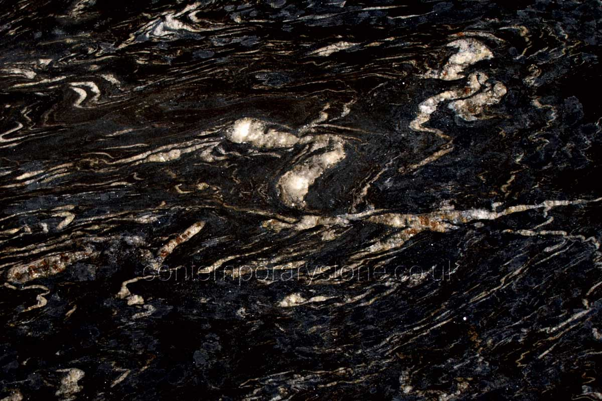 Black Titanium Granite : Titanium black contemporary stone ltd