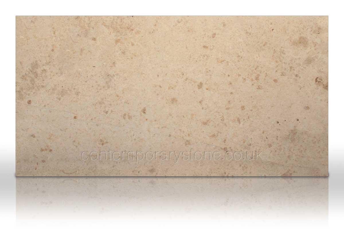 jura beige gold limestone slab