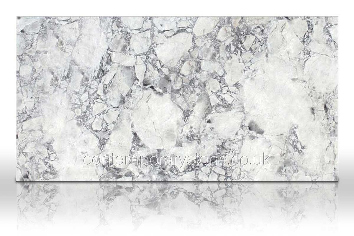 bianca eclipsia quartzite - slab