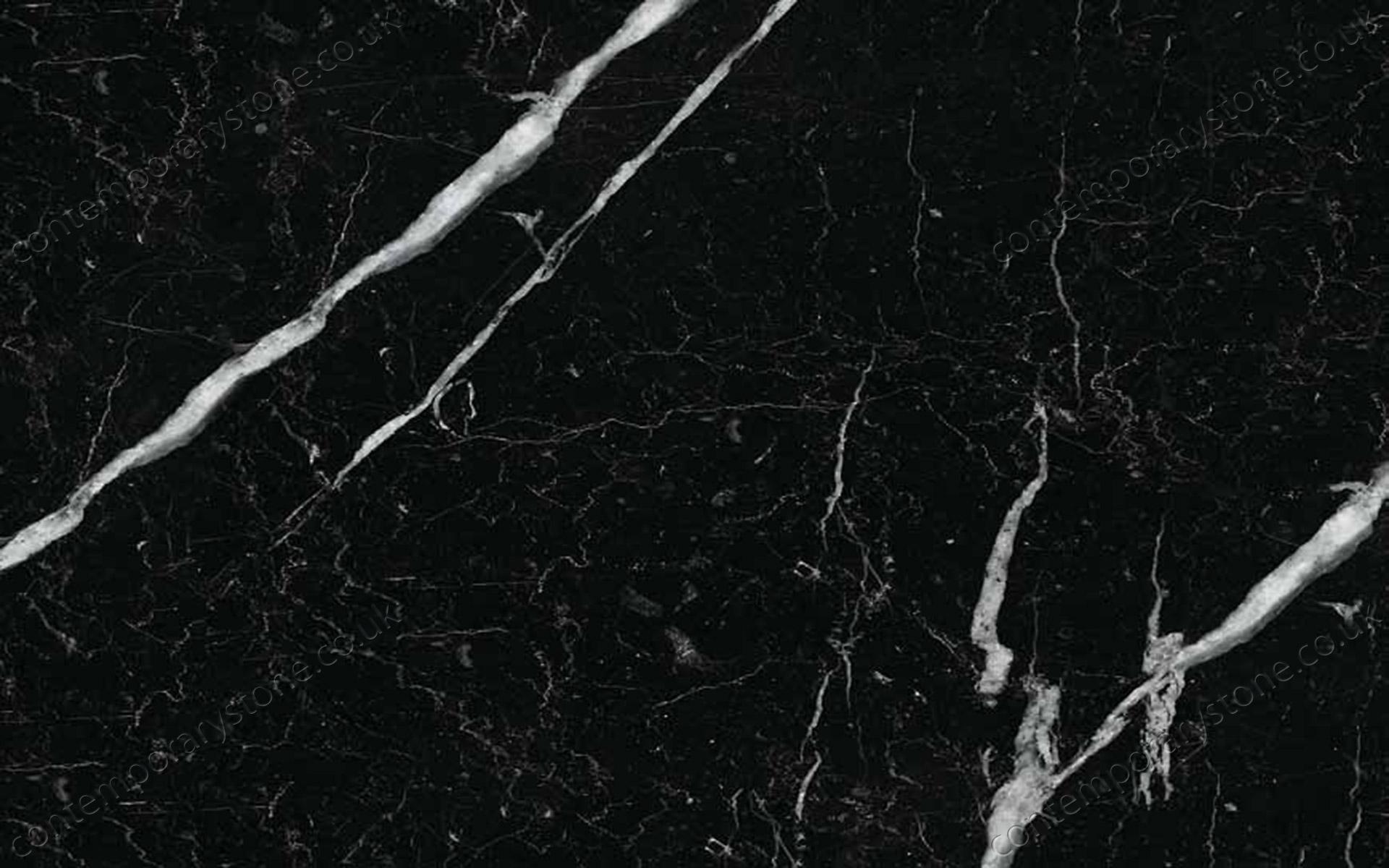 Nero-Marquina-marble - Contemporary Stone Ltd.