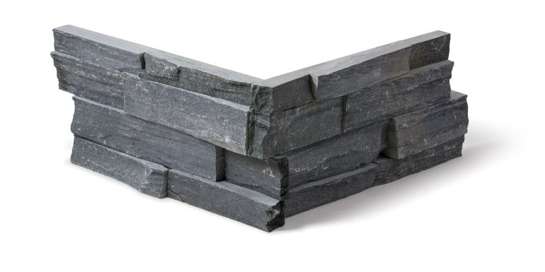 Ardesia nera slate corner
