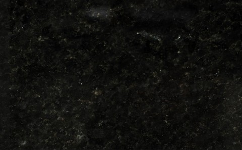 Black pearl granite close-up