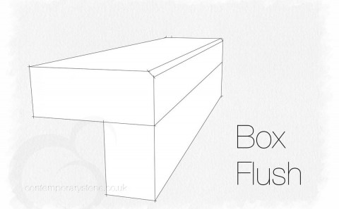 box flush edge profile