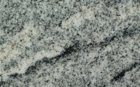 Viscount white granite close-up