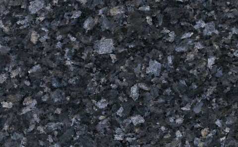 blue pearl granite close-up