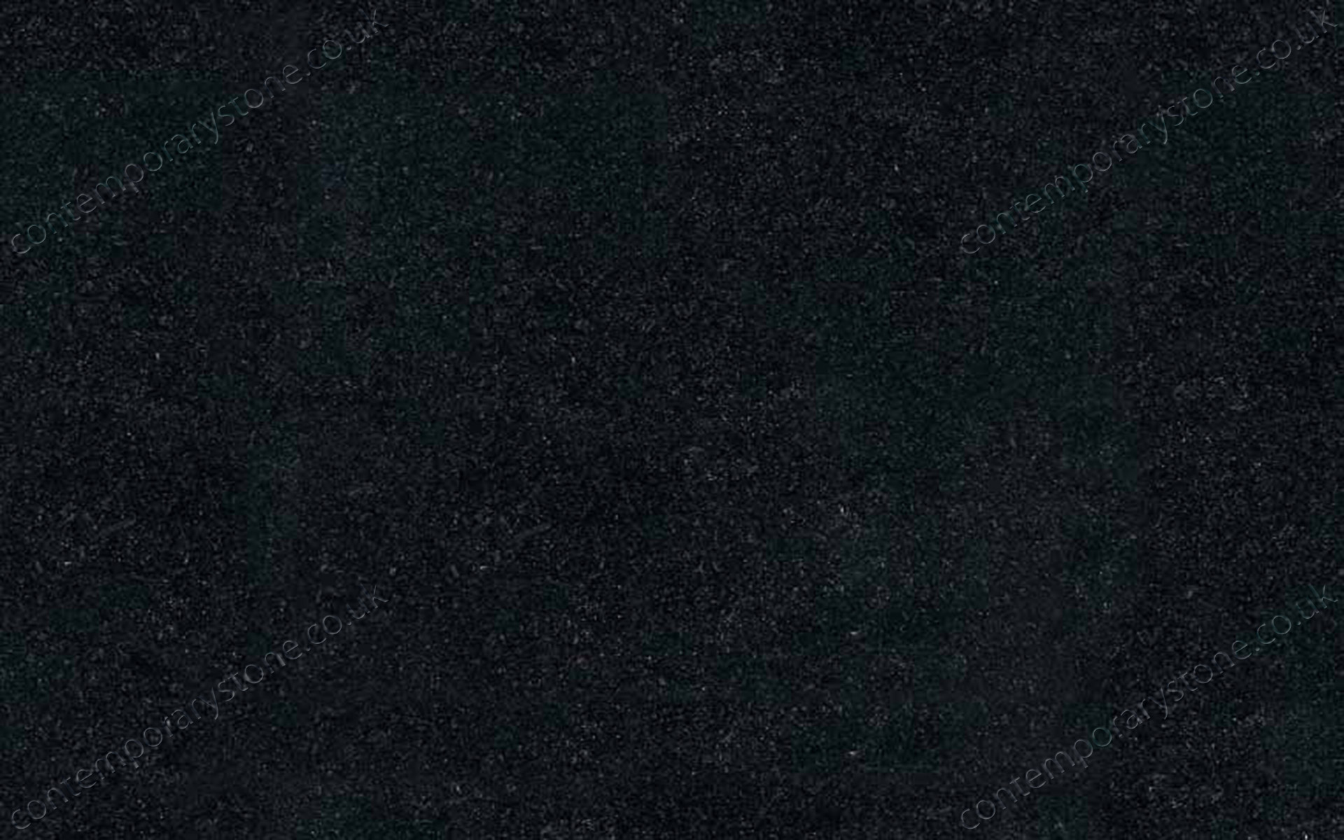 Absolute Black Zimbabwe granite close-up