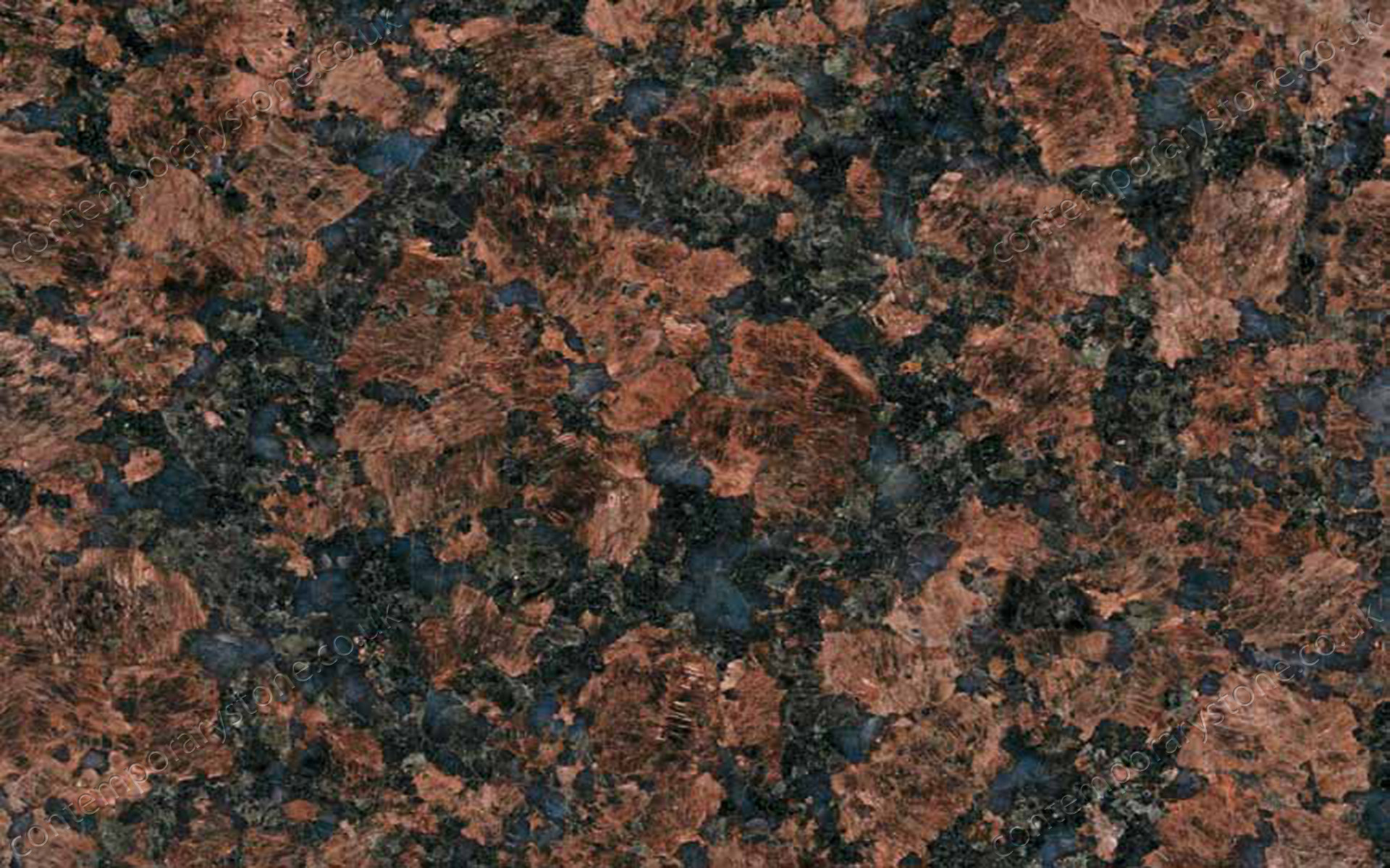 Amazon Blue granite close-up