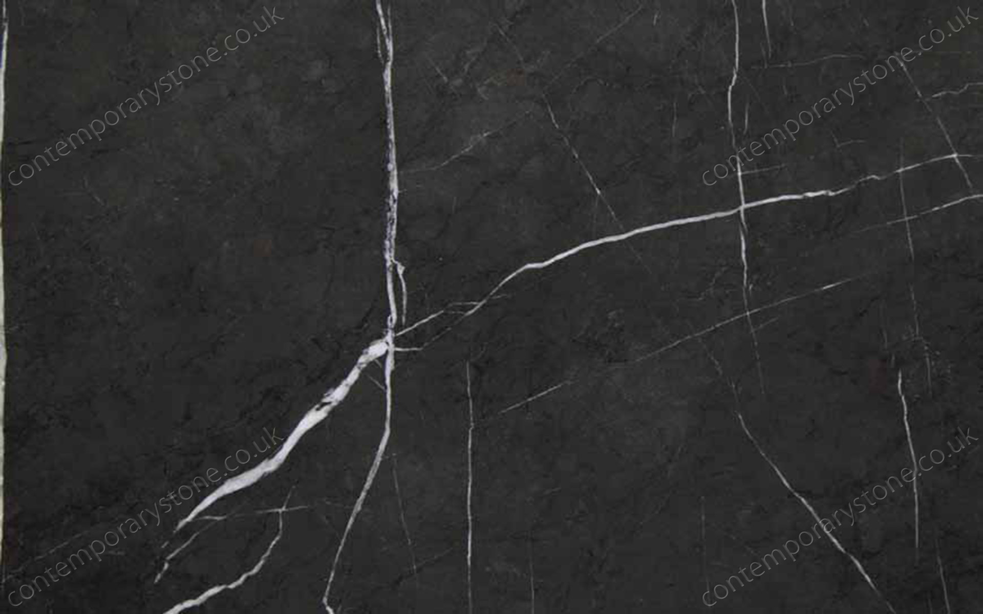Anthracite marble close-up