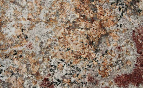 Bellini granite close-up
