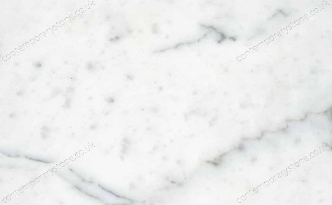 Bianco Gioia marble close-up