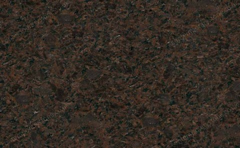 Brown Pearl granite close-up