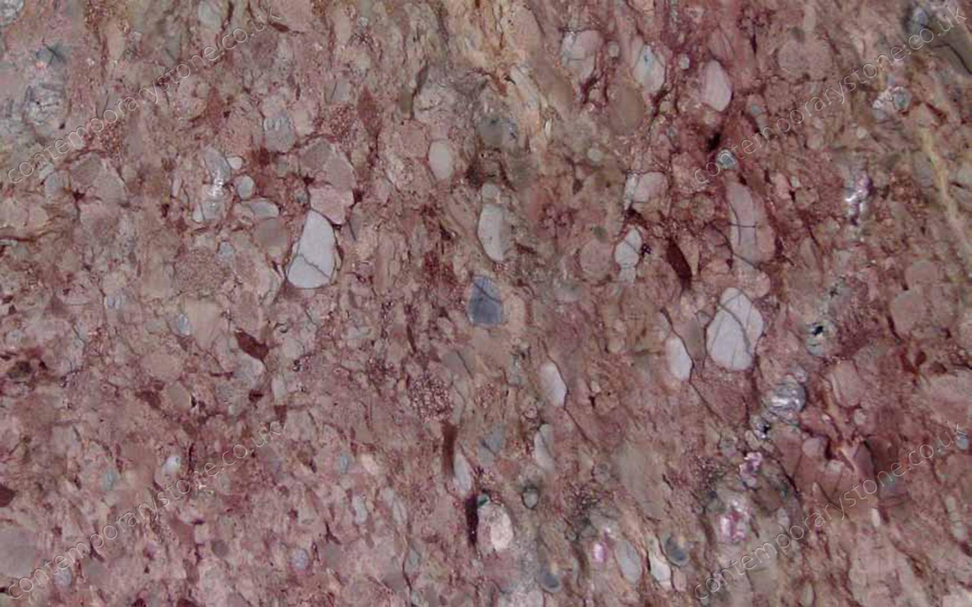 Brunello granite close-up