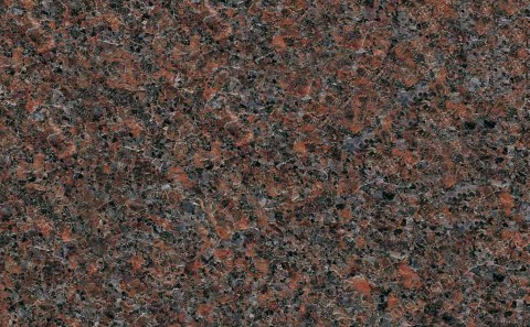 Dakota Mahogany granite close-up