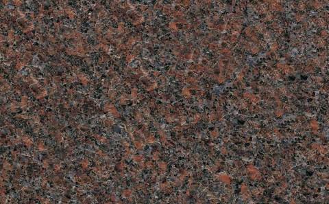 Dakota Mahogany granite close-up