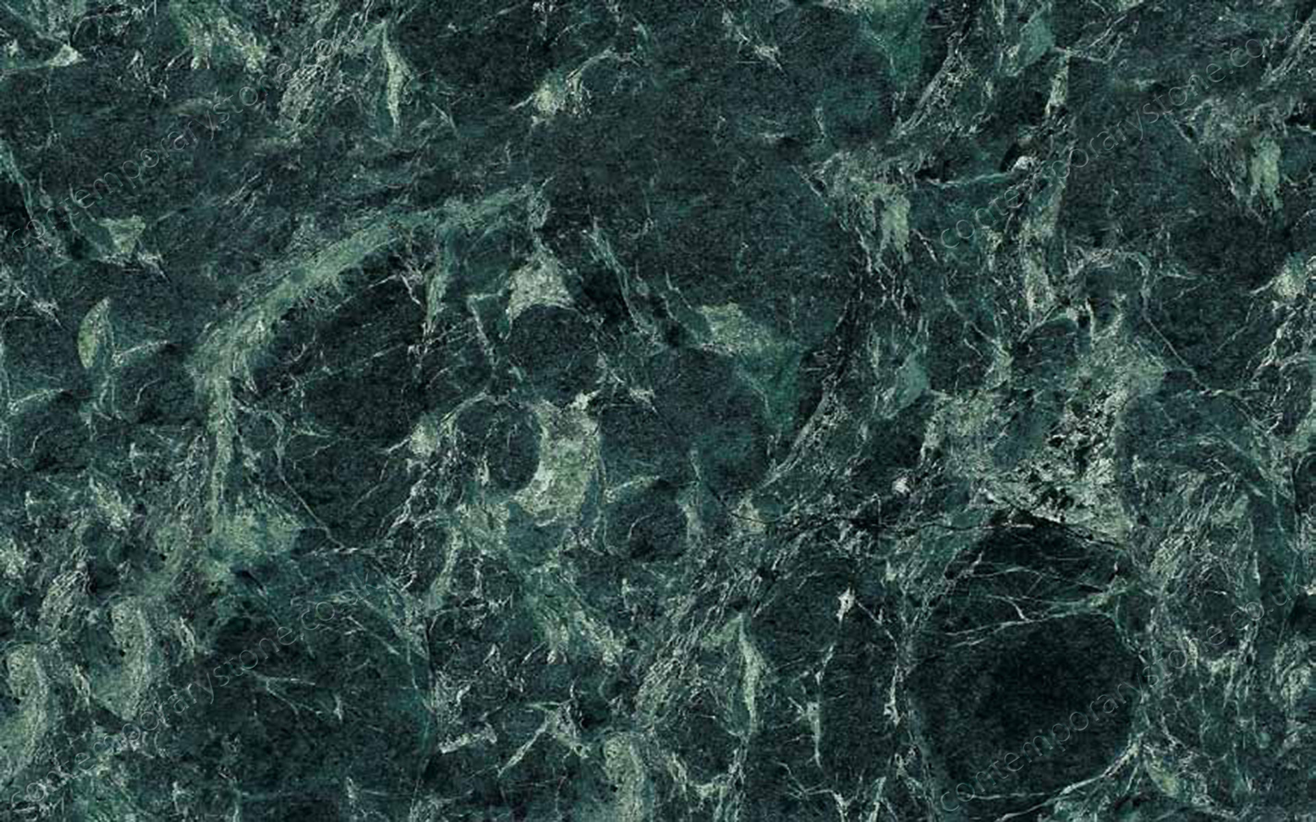 Empress Green marble close-up