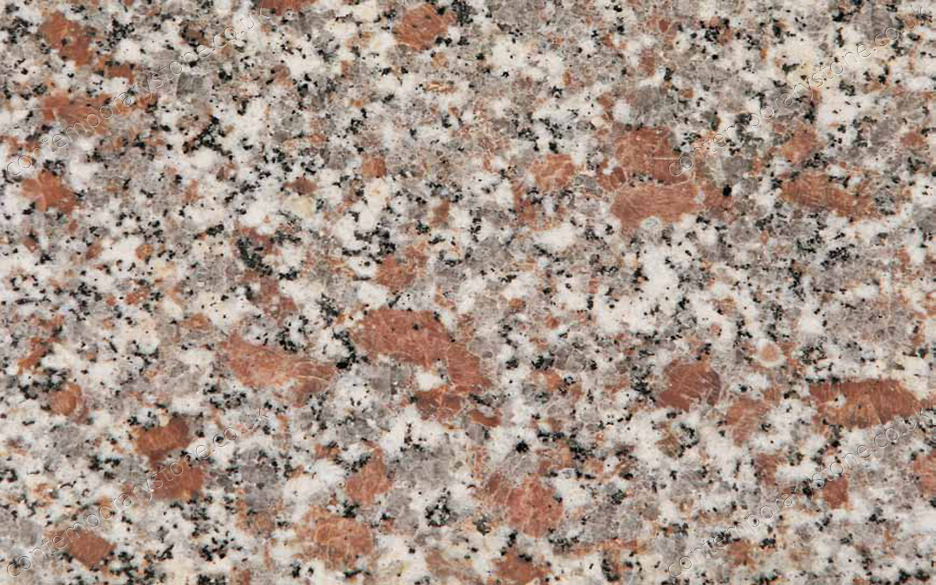 Ghiandone Rosato granite close-up