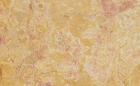 Giallo Reale marble close-up