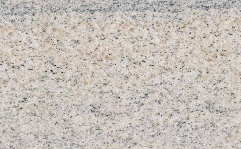 Imperial White granite close-up