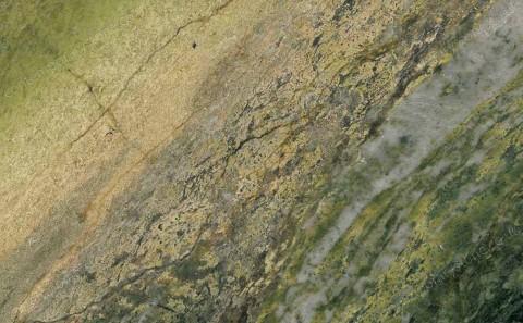 Irish Connemarble Green marble close-up