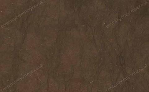 Kaesar Brown limestone close-up