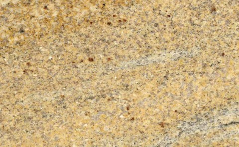 Kashmir Gold granite close-up
