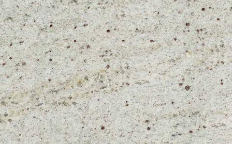 Kashmir White granite close-up