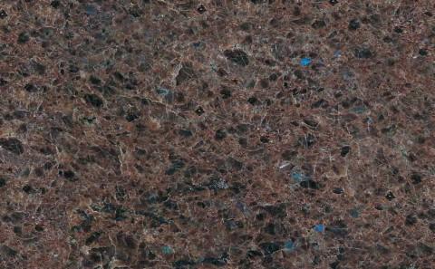 Labrador Antique granite close-up