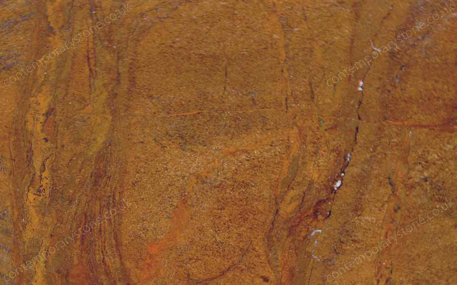 Orite granite close-up