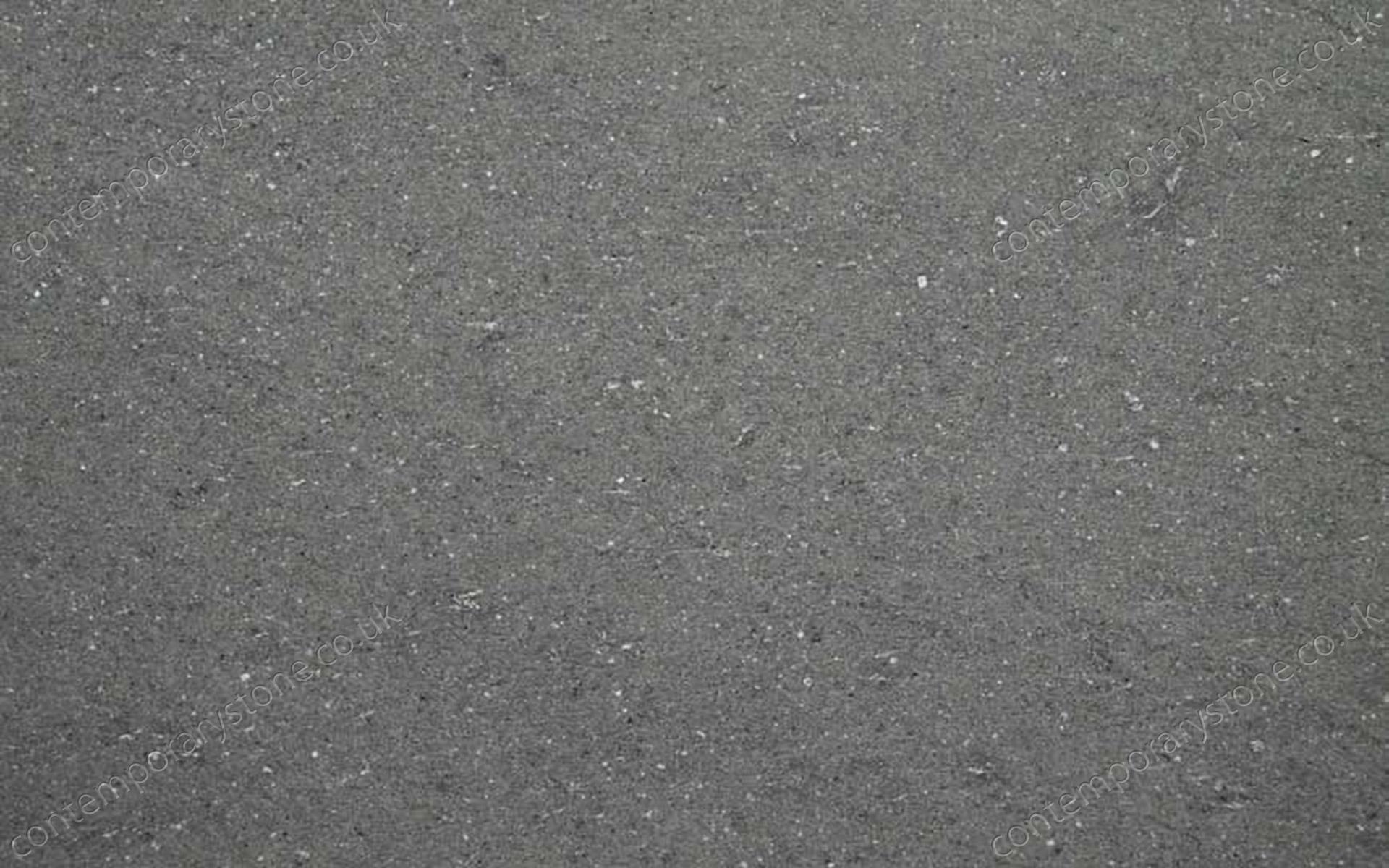 Pietra Basaltina limestone close-up