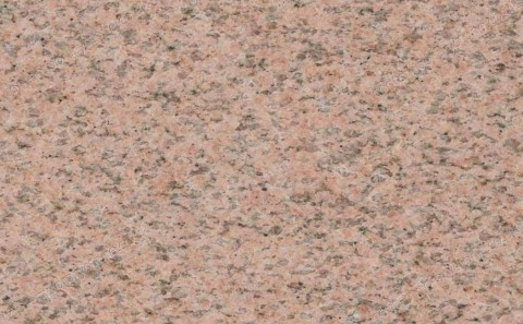 Salisbury Pink granite close-up