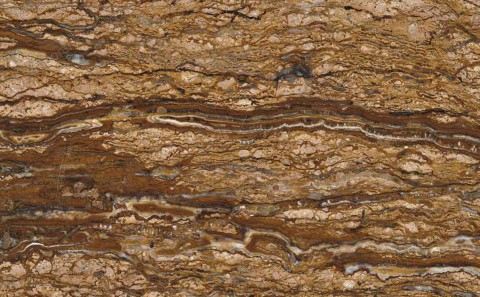 Travertino Colorato travertine close-up