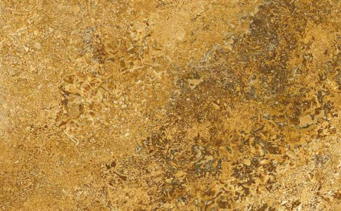 Travertino Dorato travertine close-up