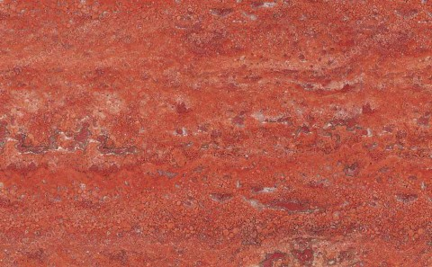 Travertino Rosso travertine close-up