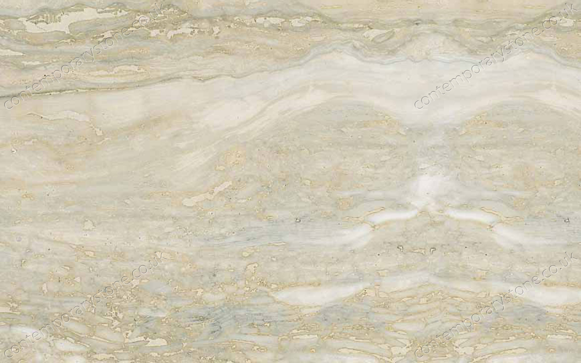 Travertino Silver travertine close-up