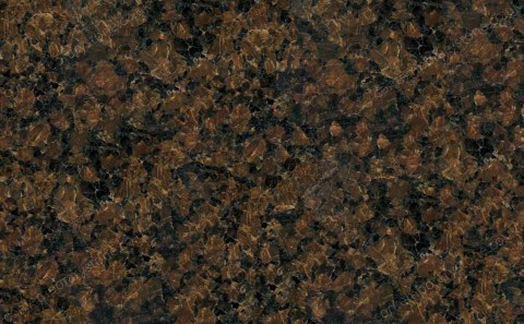 Tropic Brown granite close-up