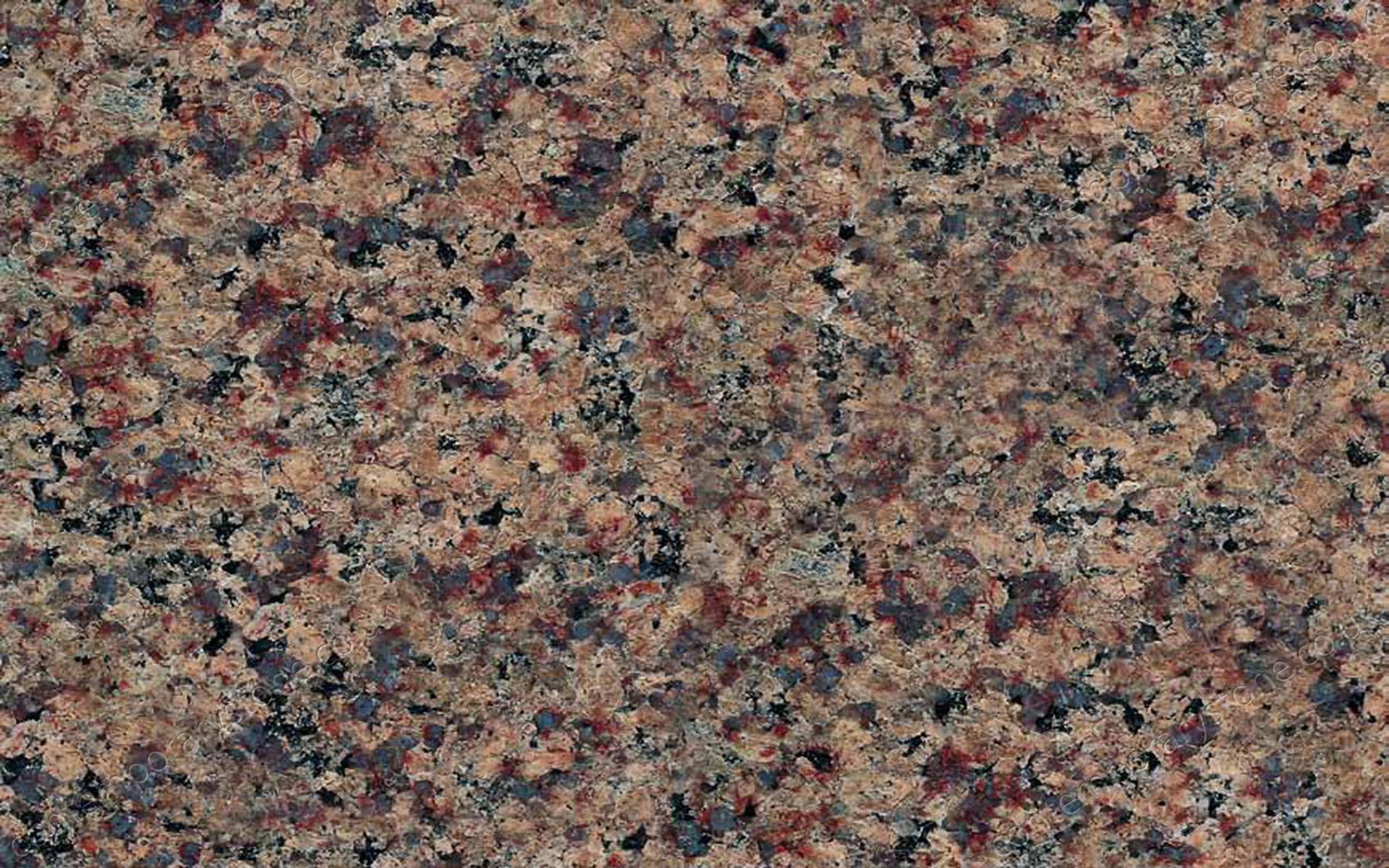 Violetta granite close-up