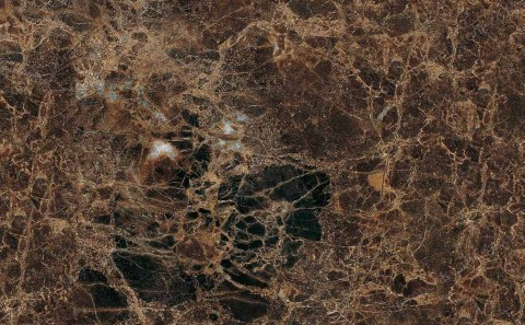Marron Emperador Dark marble close-up