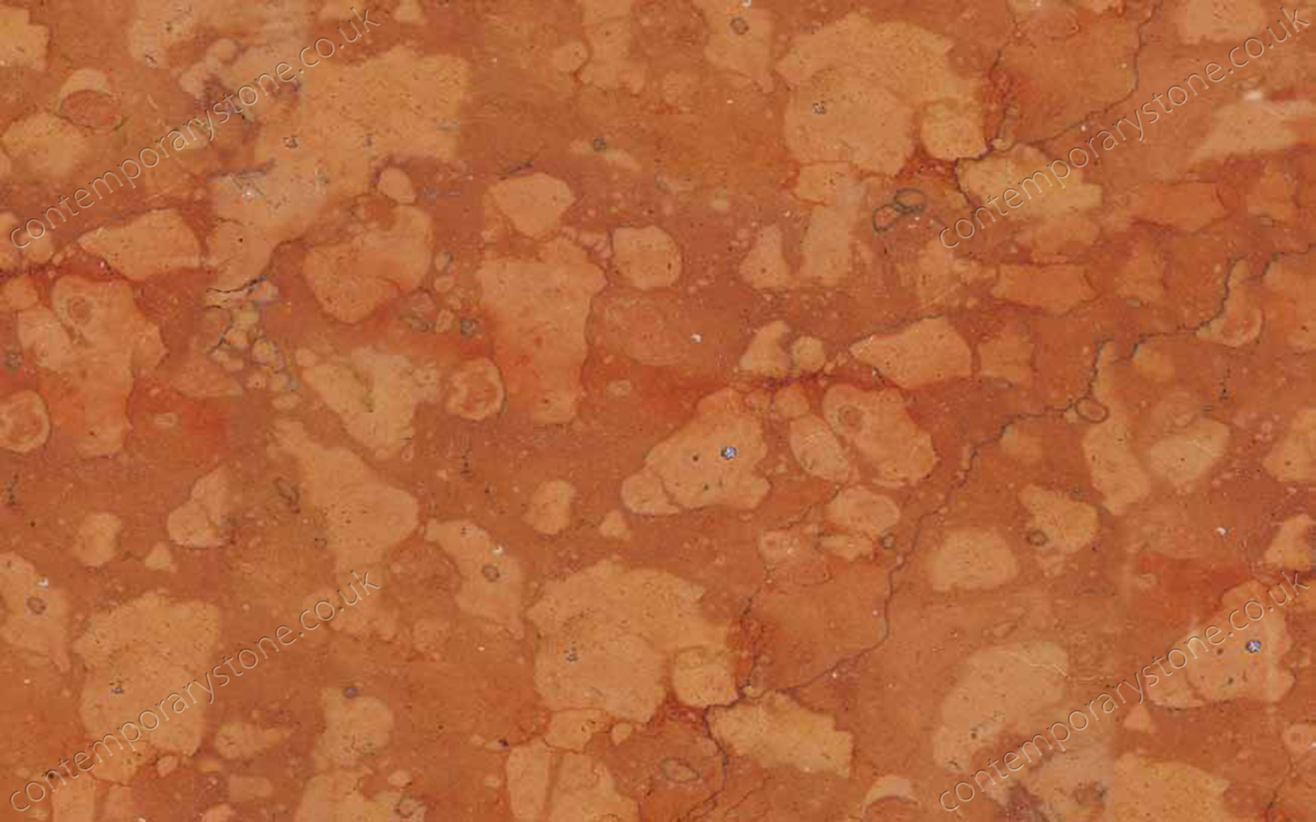 Rosso Verona marble close-up