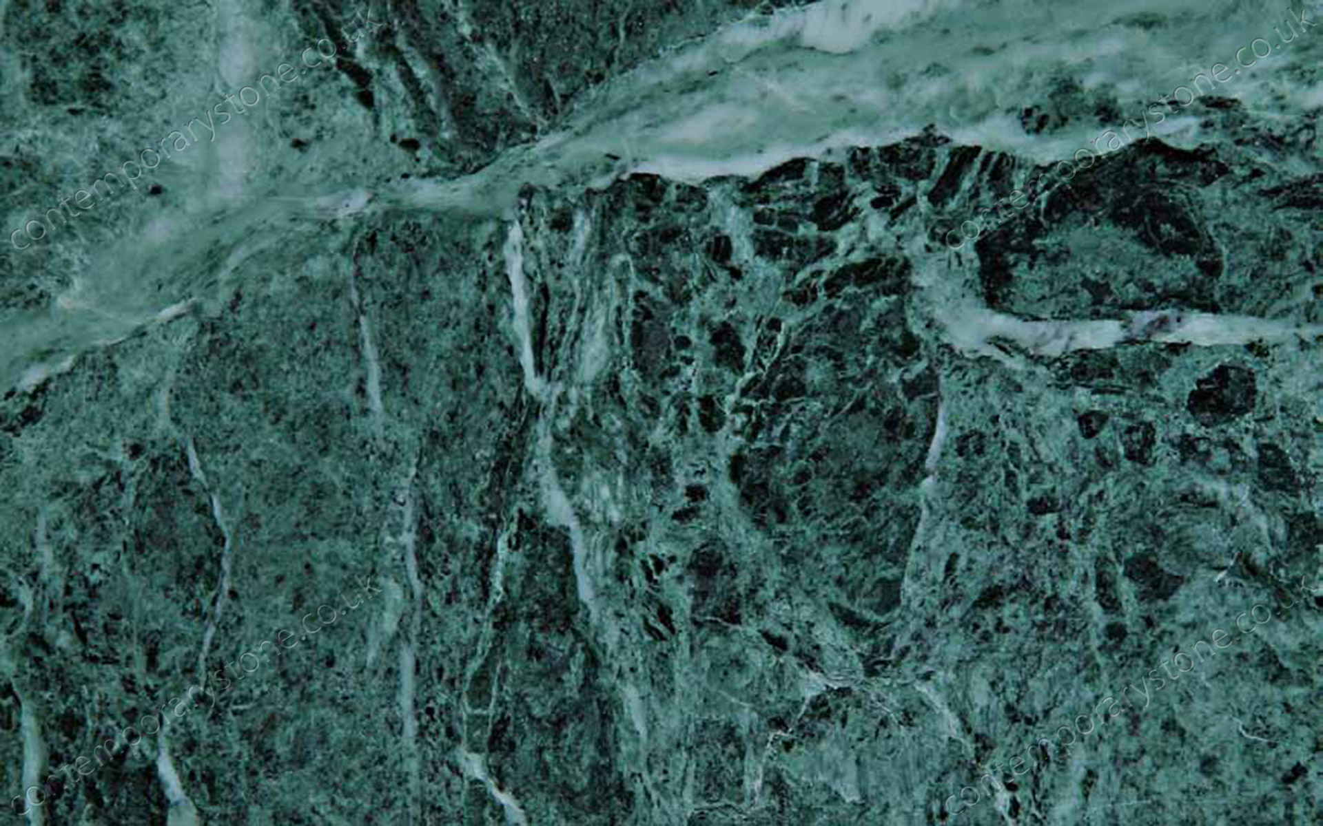 Verde Alpi marble close-up